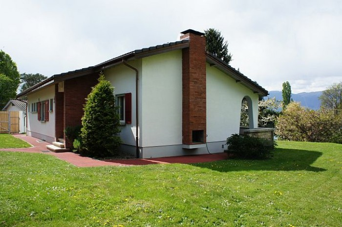 Detached house to rent in Grand-Saconnex Geneva